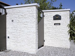 Isoplam, PLAM STONE Muro stampato