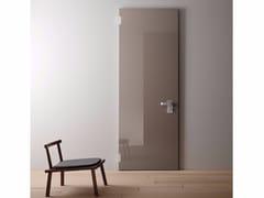Porta d'ingresso blindata laccata PLANK - 15.3002 - Design - Plank