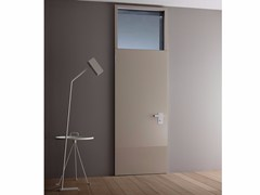 Porta d'ingresso blindata laccata PLANK - 15.3003 - Design Collection - Plank