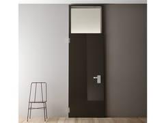 Porta d'ingresso blindata laccata PLANK - 15.3006 - Design - Plank