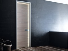 Porta d'ingresso blindata PLANK - 15.3007 - Design Collection - Plank
