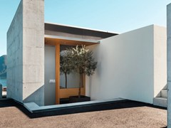 Porta d'ingresso blindata PLANK - 15.3008 - Design Collection - Plank