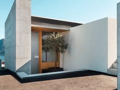 Porta d'ingresso blindata PLANK - 15.3008 - Design - Plank