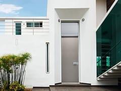 Porta d'ingresso blindata laccata PLANK - 15.3009 - Design - Plank