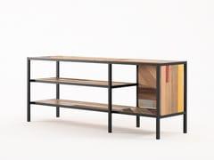 Mobile TV in legno di recupero PLANKE | Mobile TV - Planke