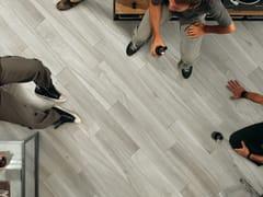 Pavimento/rivestimento in gres porcellanato effetto legnoPLANKS PEARL - ASTOR CERAMICHE
