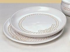 Set di piatti in ceramicaI GRAFFITI | Set di piatti - GRUPPO ROMANI