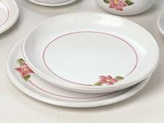 Set di piatti in ceramicaPRIMAVERA ROSA | Set di piatti - GRUPPO ROMANI
