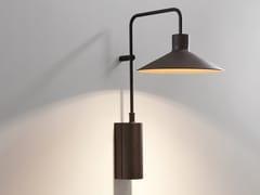 LAMPADA DA PARETE PER ESTERNO A LED IN ALLUMINIOPLATET A/01 OUTDOOR - BOVER IL. LUMINACIÓ & MOBILIARIO