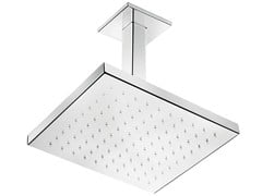 Soffione doccia a soffitto cromato PLAYONE SHOWERS - 8549622 - Playone Showers