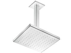 Soffione doccia a soffitto cromato PLAYONE SHOWERS - 8549623 - Playone Showers