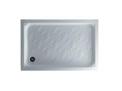 Piatto doccia antiscivolo rettangolare PLAZA 120 X 80 - Piatti doccia
