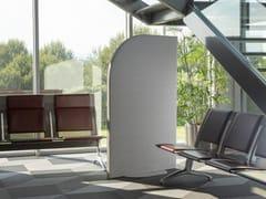 Divisorio ufficio fonoassorbente freestandingPLEC DIVIDER - VERTISOL INTERNACIONAL