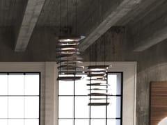 Lampada a sospensione a luce diretta in marmoPLECTRUM | Lampada a sospensione - BOFFETTO