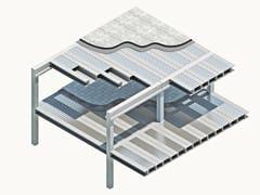 Solaio prefabbricato in cemento armato precompressoPLURIMAN - MANINI PREFABBRICATI