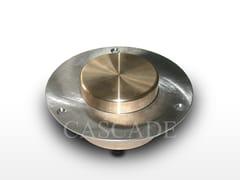 Accessorio idraulico per fontanePulsante pneumatico per fontane - CASCADE