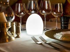 LAMPADA DA TAVOLO A LED IN PLASTICA CON SISTEMA RGBPOINT - SMART AND GREEN