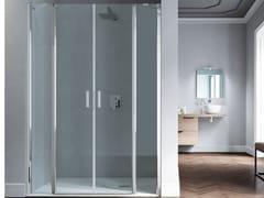 Samo, POLARIS | Box doccia a due posti  Box doccia a due posti