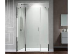 Samo, POLARIS | Box doccia in vetro temperato  Box doccia in vetro temperato
