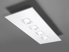 Plafoniera a LED in metallo POLIFEMO 4034 - Polifemo