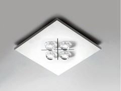 Plafoniera a LED in PMMA POLIFEMO LED 6316 - Polifemo