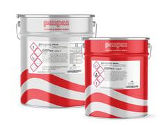 Rivestimento colorato poliuretanico a solventePOLISTAR P867X - MPM - MATERIALI PROTETTIVI MILANO