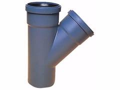 Tubazione di scarico POLO-KAL NG -