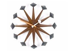 Orologio da paretePOLYGON CLOCK - VITRA