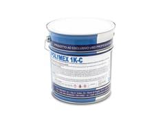 Membrana liquida impermeabilizzantePOLYMEX 1K-C - POLYMERBIT
