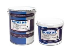 Rivestimento poliureico per applicazioni a freddo.POLYMEX 2K-D - POLYMERBIT