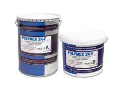 Rivestimento impermeabilizzante poliureicoPOLYMEX 2K-F - POLYMERBIT