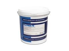 Membrana liquida elasto-bituminosa all'acquaPOLYPREN PR - POLYMERBIT