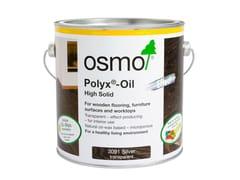 Olio-cera dura effetto argento per legnoPOLYX®-OIL EFFECT SILVER - OSMO HOLZ UND COLOR