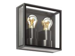 Lampada da parete per esterno a LED in alluminioPOMO LED - LOREFAL