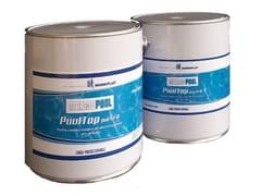 Marmoplast, POOLTOP VF300-C Rivestimento poliuretanico colorato per piscine