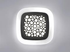 Lampada da parete a LED in PMMA POP 6664   Applique - Pop
