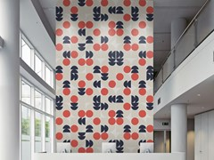 Baboon, POP Carta da parati geometrica lavabile in vinile