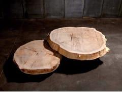 Tavolino da caffè in pioppoPOPLAR - HEERENHUIS