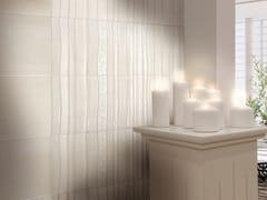 Rivestimento in ceramica a pasta bianca per interniPORCELLANA ETHNIC - CERAMICHE BRENNERO