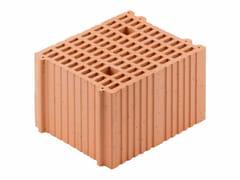 Blocco portante in laterizio per murature armate Porotherm 25-30/19 - Porotherm