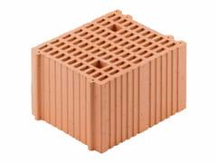 Blocco portante in laterizio per murature armate Porotherm 25-30/23,8 - Porotherm