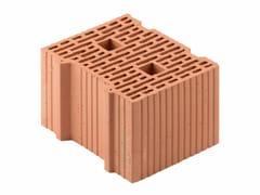 Blocco portante in laterizio per murature armate Porotherm 30-25/19 - Porotherm