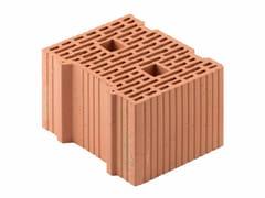 Blocco portante in laterizio per murature armate Porotherm 30-25/23,8 - Porotherm