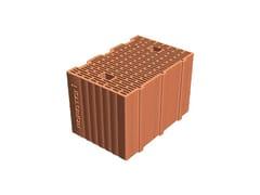 Blocco per tamponamento in laterizioPOROTON® PLAN 36,5X24,5X23,5 - T2D