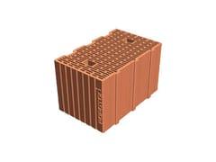 Blocco per tamponamento in laterizioPOROTON® PLAN 39X24,5X23,5 - T2D