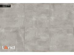 Pavimento in gres porcellanato tecnico effetto cemento PORTLAND GREY - PORTLAND