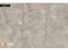 Pavimento in gres porcellanato tecnico effetto cemento PORTLAND VISON - PORTLAND