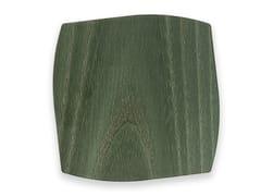 Sottobicchiere in legnoPORTOFINO DARK GREEN ASH | Sottobicchiere - LEONARDO TRADE