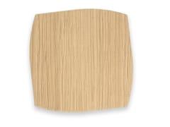 Sottobicchiere in legnoPORTOFINO OAK | Sottobicchiere - LEONARDO TRADE