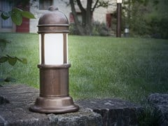 Paletto luminoso a LEDPOSTIERLA | Paletto luminoso - ALDO BERNARDI